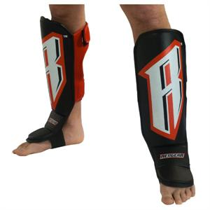 Revgear Open Back Shin Guards